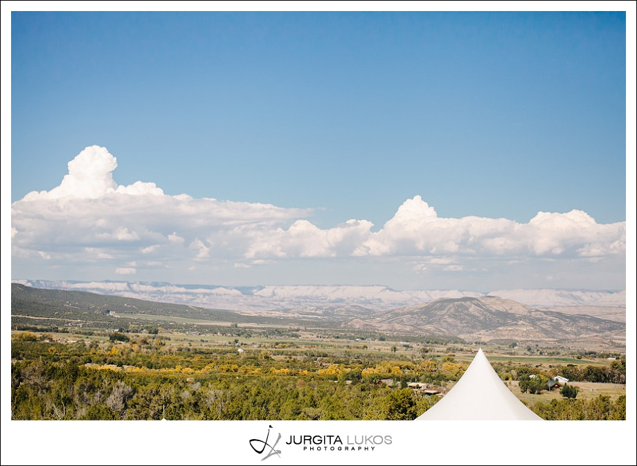 Grand mesa wedding for Most amazing places to get married