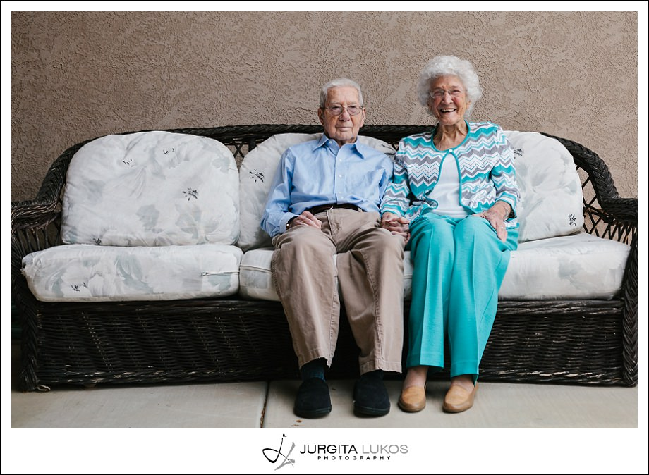 Ray + May | Celebrating their 74th wedding anniversary | Jurgita Lukos Photography